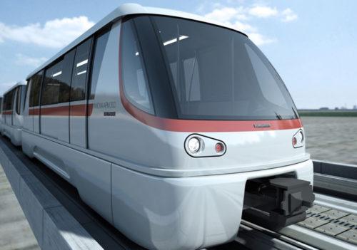 ボンバルディア(Bombardier)のInnovia APM 300