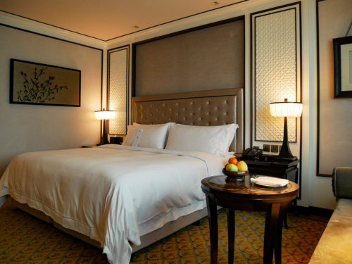 アテネホテルバンコクの部屋