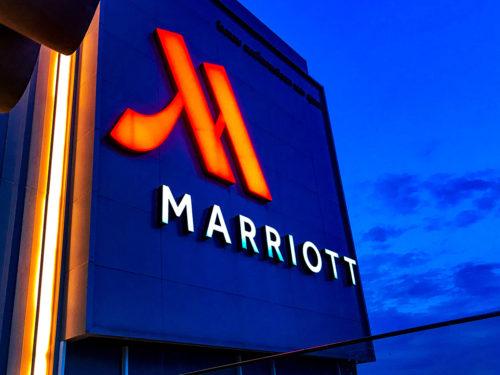 バンコク・マリオット・ホテル・ザ・スリウォンのロゴ