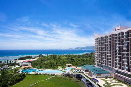沖縄リゾートホテル オキナワマリオットリゾート&スパ