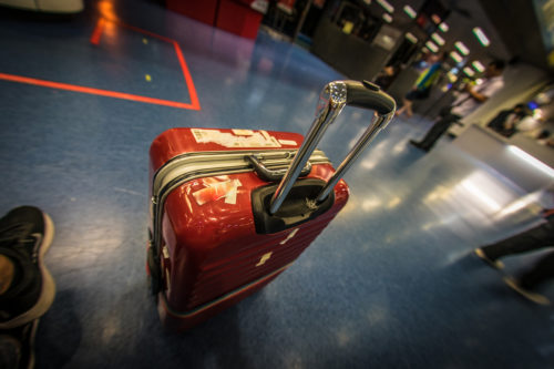 スーツケースイメージ