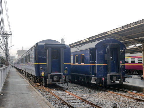 タイ国鉄のプレステージカー